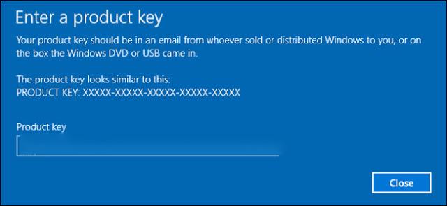 Instala Windows 10 gratis con Keys genéricas Microsoft
