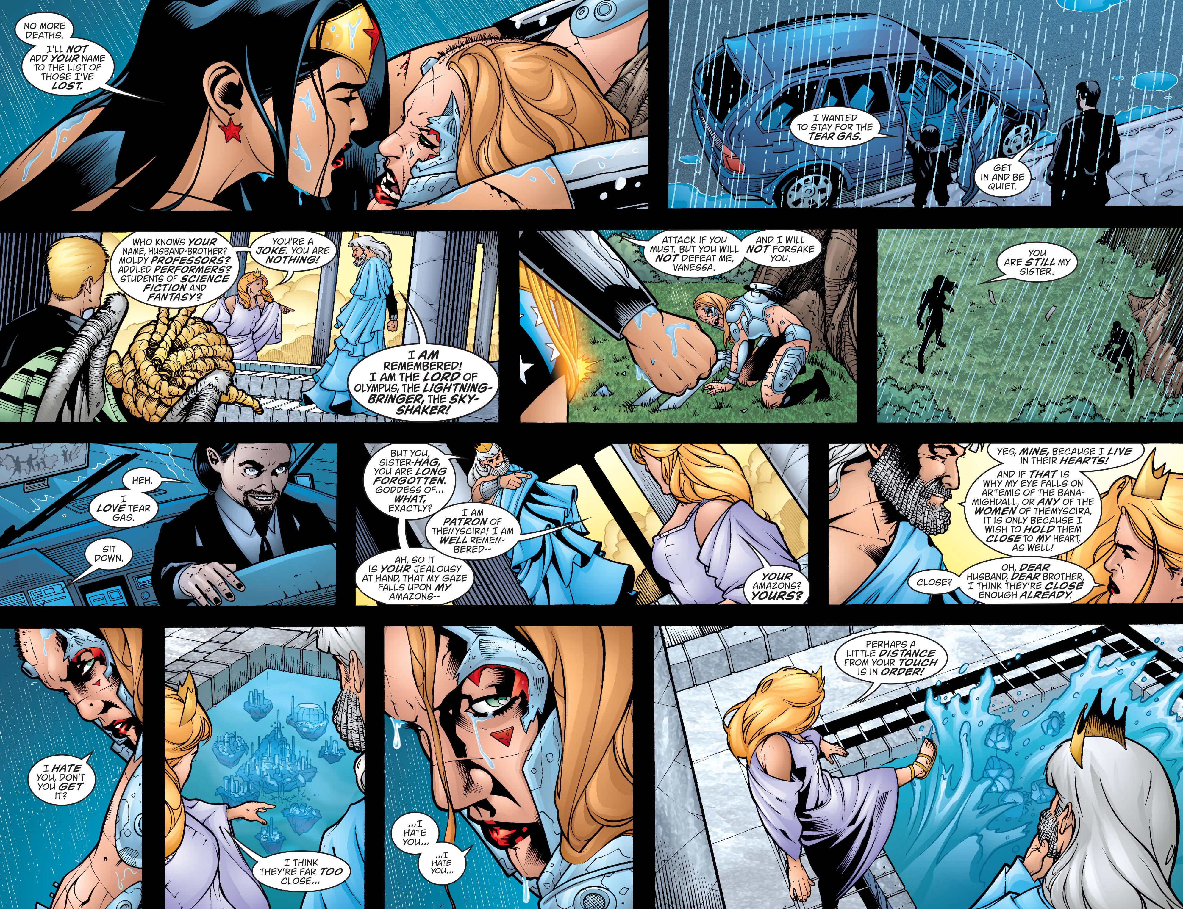Read online Wonder Woman (1987) comic -  Issue #200 - 15
