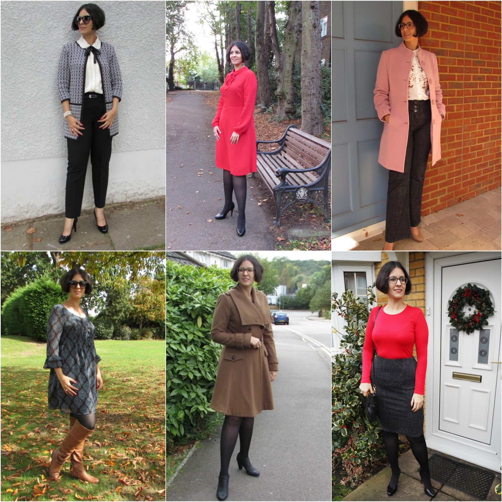 2016 outfit recap