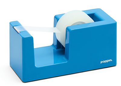 blue tape dispenser