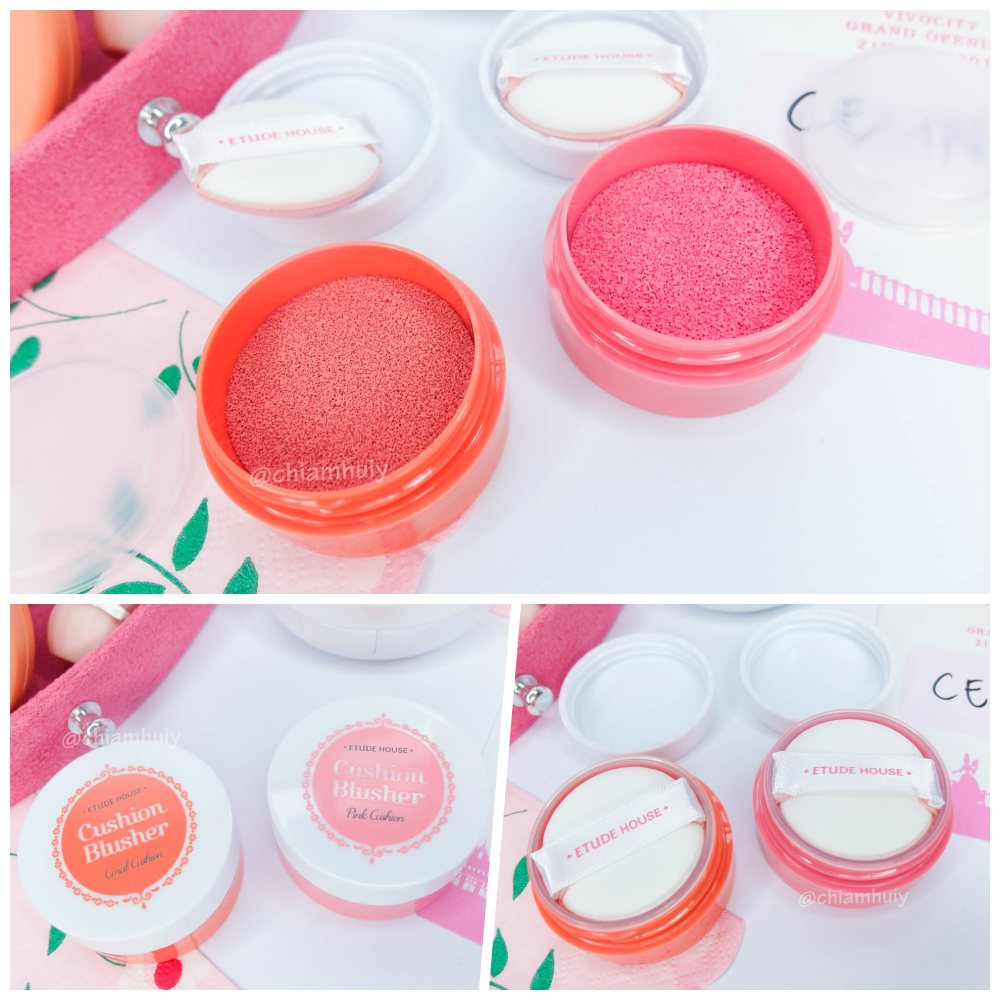Etude House Singapore Limited Edition Dreaming Swan Collection