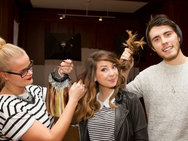 Zoella And Alfie Are being Made Into Waxworks