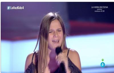 Paula: No te pude retener | Audiciones a ciegas La Voz Kids