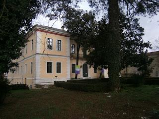το κτίριο του Γεώργιου Σταύρου στα Ιωάννινα