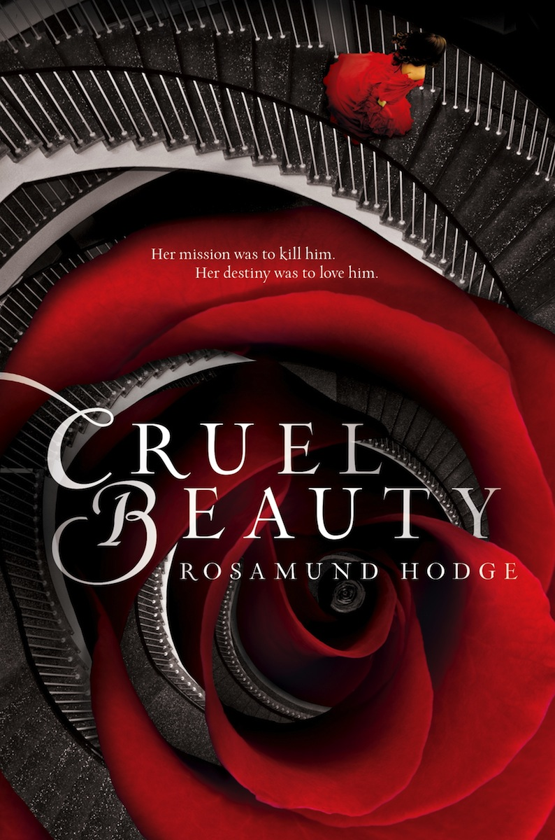 Cruel Beauty Rosamund Hodge cover