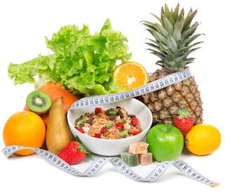 Makanan Sehat Untuk Diet dan Menurunkan Berat Badan