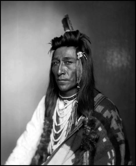 Weasaw, Shoshone