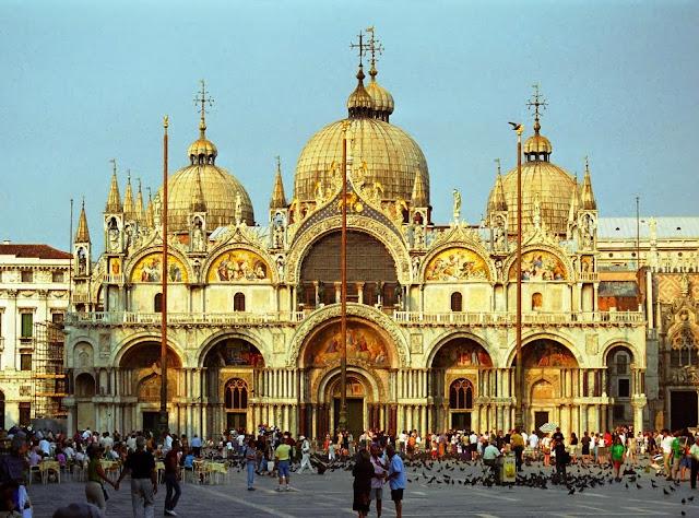 Basílica de San Marcos em Veneza