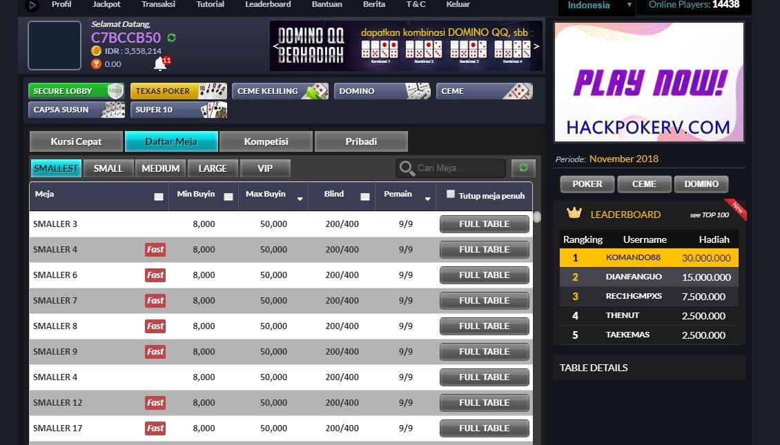 pkvplay Unduh Aplikasi Poker Di internet Saat ini Juga