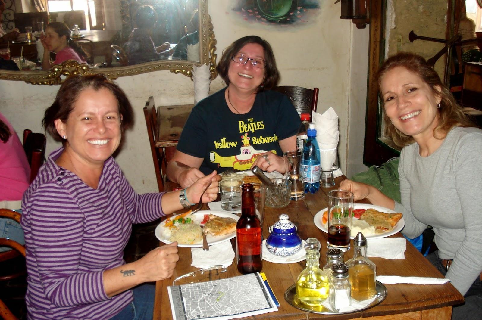 Comer em Dicas de La Paz, Bolívia, trutas do Lago Titicaca
