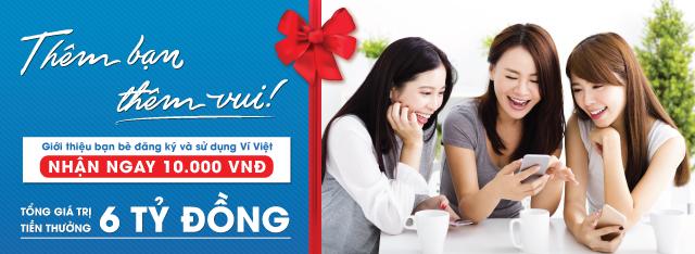 Ví việt kiếm tiền, vi viet kiem tien online,hướng dẫn kiếm tiền với ví việt,kiemthecao.com, kiếm thẻ cào