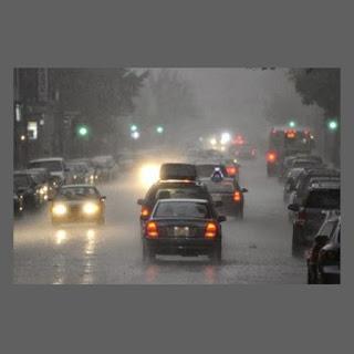 Tips Meminimalkan Resiko Kecelakaan Saat Hujan