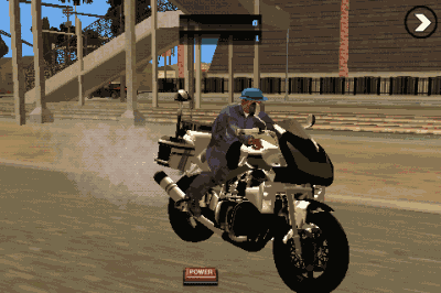 New cop bike | High End Android Games