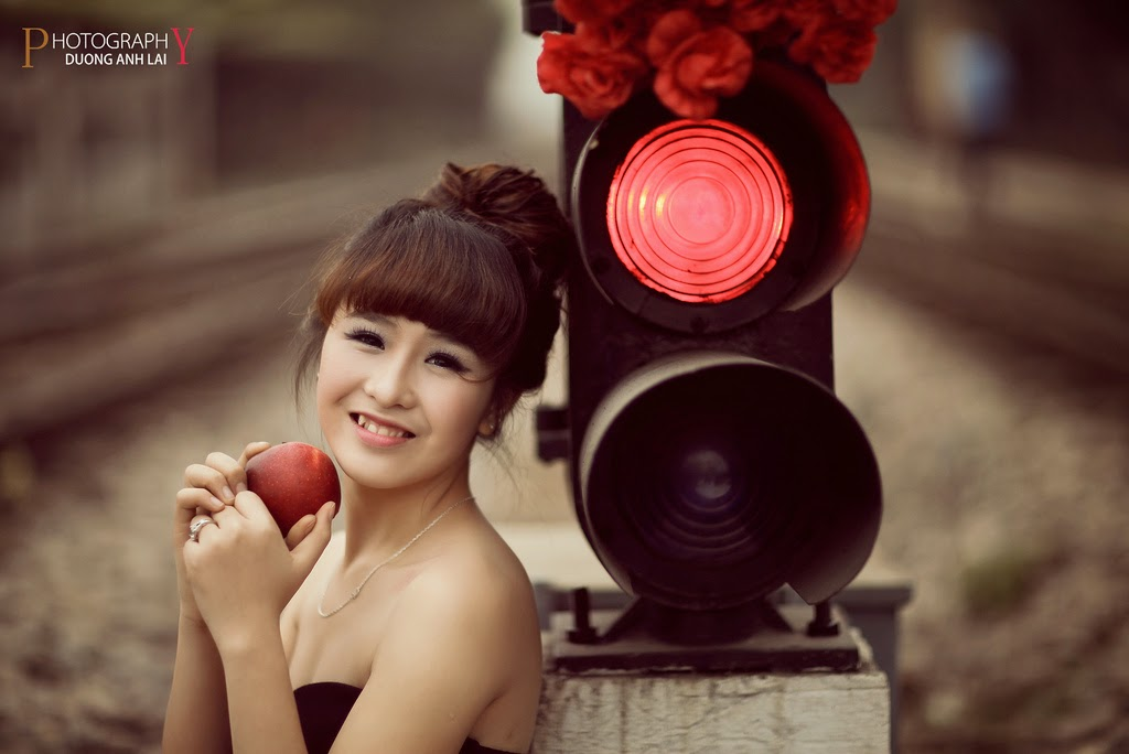 Ảnh đẹp girl xinh HD Việt Nam: Bóng hồng - Ảnh 05