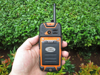hape walky talky Landrover A8F outdoor