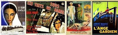 Afise de film din perioada interbelica