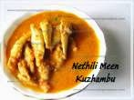 Nethili Kuzhambu