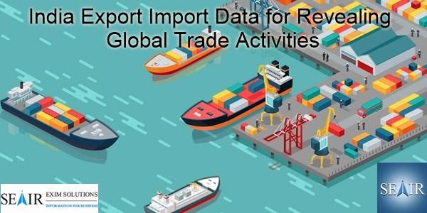 India Export Import Data