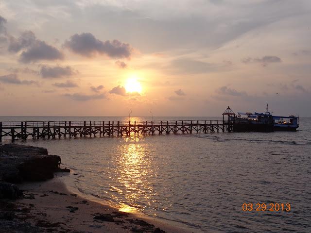 Rameswaram sunrise