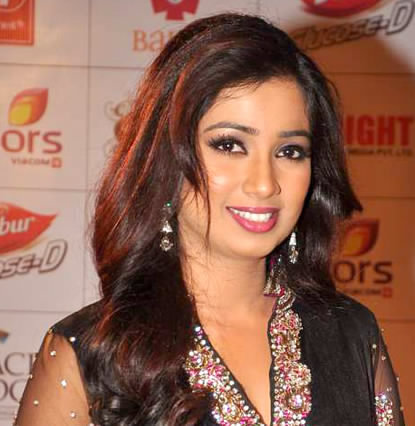 Top 10 Highest Paid Singer 2016 Shreya Ghosal