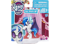 MLP DJ Pon-3 Rarity Friendship is Magic Collection Single Story Pack