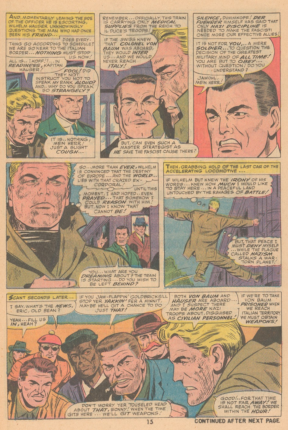 Read online Sgt. Fury comic -  Issue #105 - 17