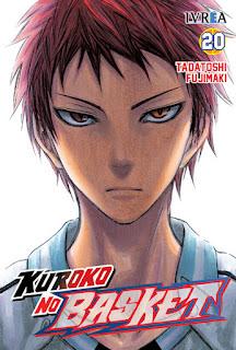 Kuroko no Basket vol. 20