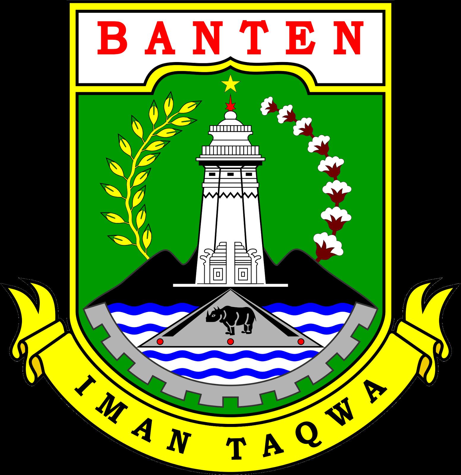 Barli Berbagi: Logo Provinsi Banten png