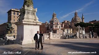 guia De Roma portugues museus capitolinos - A acrópole de Roma: Capitólio