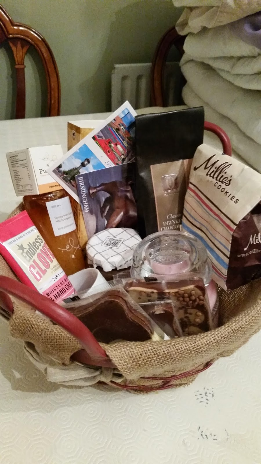 Gift Ideas Welcome Basket The Desi Dossier