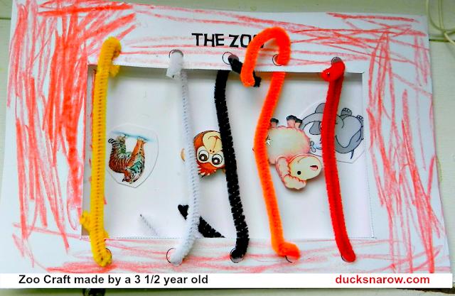 zoo; preschool