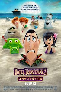 Hotel Transylvania 3: Summer Vacation Poster