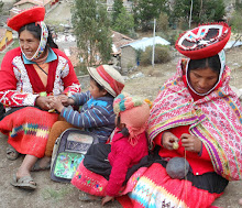 PERU, WEAVING WORDS & WOMEN, April 2020