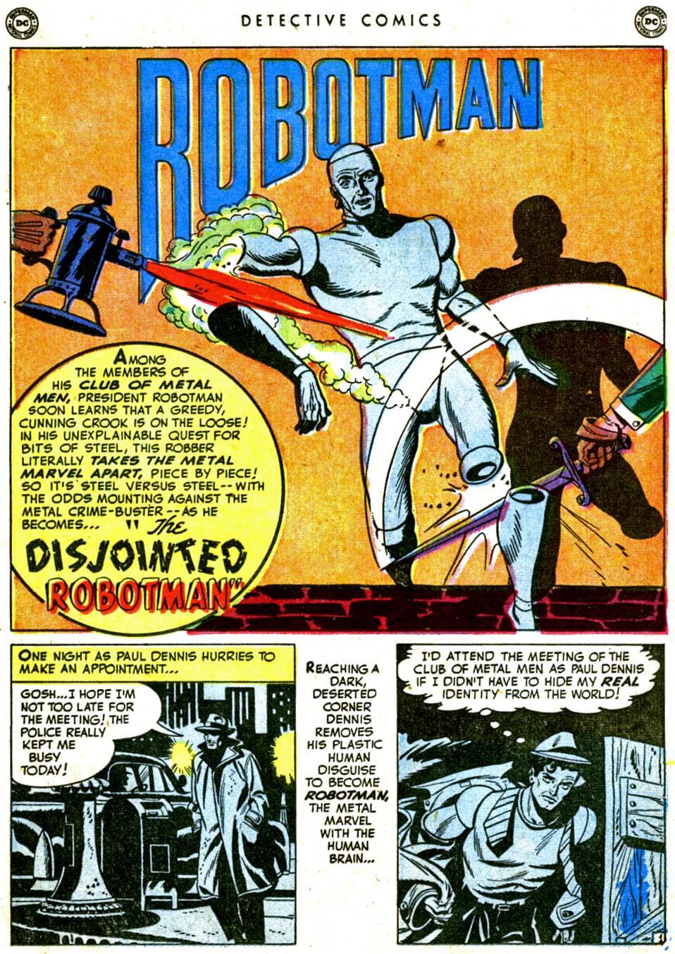Read online Detective Comics (1937) comic -  Issue #162 - 27