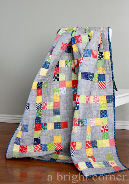Mazed Quilt pattern