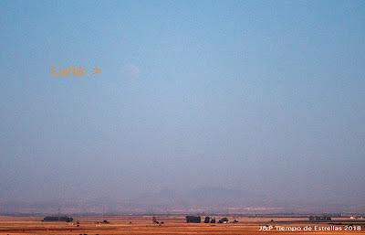 Primera visión de la Luna