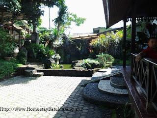 Cemara Homestay Murah Depan BNS | Homestay Batu Malang