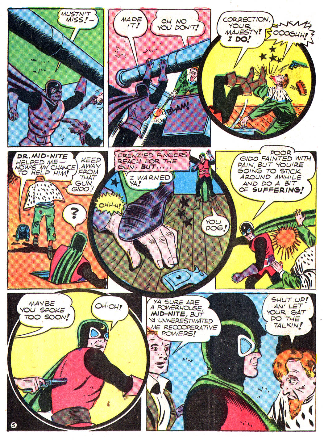 Read online All-American Comics (1939) comic -  Issue #50 - 38