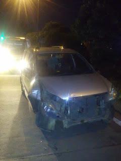 Rombongan Pemuda Muslimin Indonesia Mengalami Kecelakaan di Tol Pasirkoja Bandung