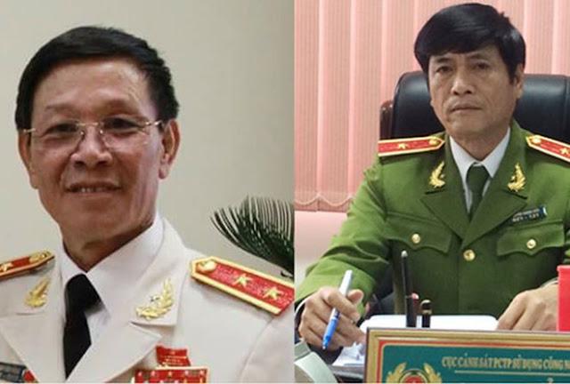 Hai bị can khai hối lộ ông Phan Văn Vĩnh hơn 60 tỷ đồng
