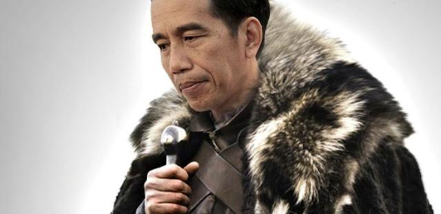 Game Of Thrones Jokowi, Yeah Ini Daftar Pemujinya