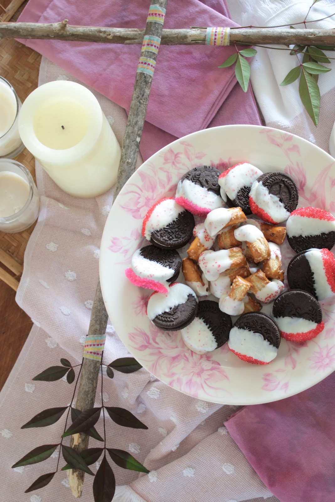 The Global Styler: Valentine's treats and tablescapes