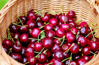 File:Wellbeing Product Cherry Vitamin Fruits Natural Advantages.svg