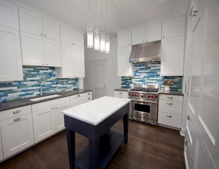 modern beyaz mutfak dolabı modelleri