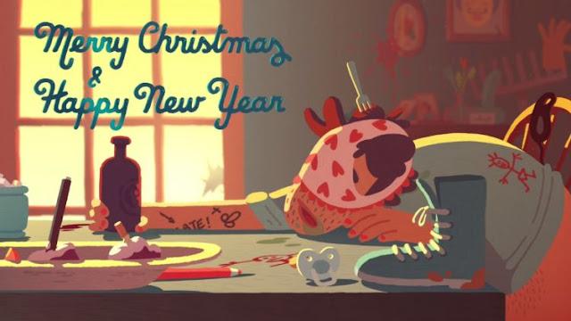 Divertida animación nos muestra el día después de una gran fiesta
