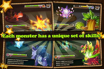 Haypi Monster v1.6.2 MOD Apk-screenshot-4
