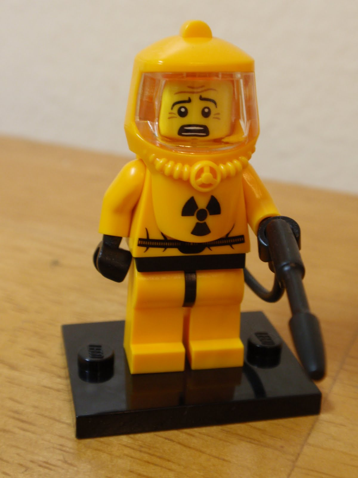A Year of Toys 50 LEGO Minifigures Hazmat Guy