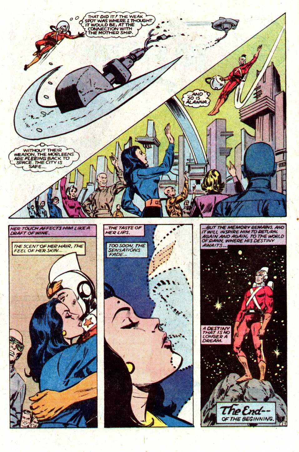 Read online Secret Origins (1986) comic -  Issue #17 - 24
