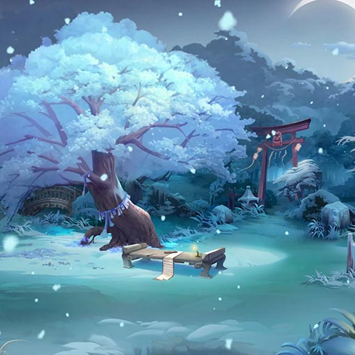 Xueyue Huating Wallpaper Engine
