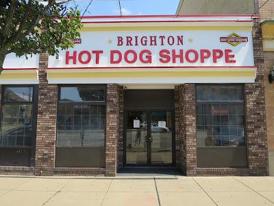 Brighton Hot Dog Shoppe Beaver Falls